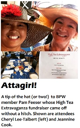 BPW Newsletter July 2016 atta girl