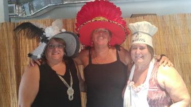 Crazy Hat winners